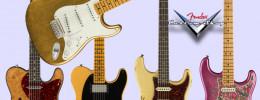 Fender lanza la Jimmie Vaughan Signature Stratocaster y la nueva colección Custom Shop Mid-Year