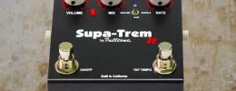 Supa-Trem Jr., la versión compacta y modernizada del trémolo de Fulltone