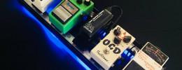 Earthboard, una pedalera con sujeción y alimentación magnética mediante batería recargable