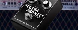 Vertex Ultraphonix, un pedal diseñado para recrear el overdrive de un amplificador Dumble