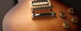 Cort amplia su gama de guitarras estilo Les Paul con la nueva CR300