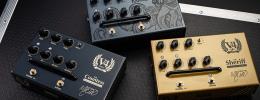 Victory Amps anuncia 3 nuevos previos a válvulas en formato pedal