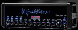 Hughes & Kettner desvela su nuevo cabezal Black Spirit 200 con emulación de válvulas
