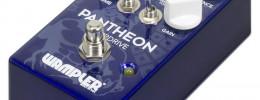 Wampler Pantheon, un overdrive basado en el pedal Marshall Blues Breaker