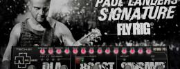 Tech 21 Paul Landers PL1 Fly Rig, la pedalera signature del guitarrista de Rammstein