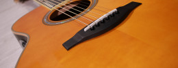 Review Yamaha LS Transacoustic, la guitarra que reproduce sus propios efectos