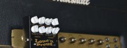 Mad Professor Loud´n Proud, un pedal que replica el sonido de los antiguos Marshall de 4 entradas