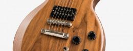 40 años después, Gibson reedita el modelo The Paul con cuerpo y mástil de nogal