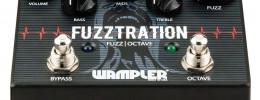 Wampler Fuzztration, versátil y nada frustrante pedal de fuzz con octavador