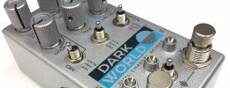 Chase Bliss Audio, Cooper Fx y Keeley se unen para crear la reverb Dark World