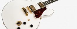 La Gibson B.B. King Lucille se viste de blanco con esta edición limitada en acabado Alpine White