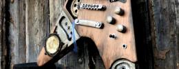 Martper Guitars, guitarras con estética Steampunk