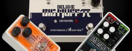 EHX anuncia 3 nuevos pedales, Sovtek Deluxe Big Muff Pi, Flatiron Fuzz y Nano Battalion