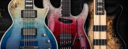 Las nuevas guitarras de ESP/LTD para 2019