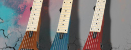 AnyGig actualiza sus guitarras eléctricas de viaje sin pala con la nueva linea Age-SE