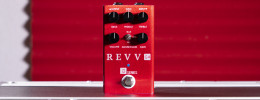 Review del pedal de distorsión Revv G4