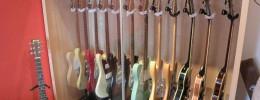 5 soluciones de almacenamiento para tus guitarras
