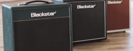 Blackstar Studio 10, tres nuevos combos con diferentes válvulas de potencia en cada uno