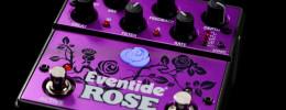 Eventide Rose, un nuevo delay con sonidos de carácter analógico