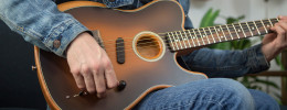 Fender American Acoustasonic Telecaster, un innovador híbrido de acústica y eléctrica