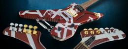 EVH recrea la famosa Striped Series Shark construida por Eddie Van Halen en los 70