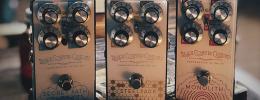 Laney estrena la colección Black Country Customs con pedales de Boost, Overdrive, y Reverb