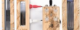 Anasound Element, un pedal analógico de reverb que emplea auténticos tanques de muelles