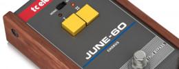 TC Electronic Brainwaves y June 60, dos nuevos pedales de whammy y chorus
