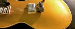 """La nueva Gibson signature de Joe Perry fusiona """"lo mejor de la Stratocaster y la Les Paul"""""""