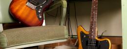 CLF Research Doheny V12, el modelo Offset de G&L Guitars se actualiza con un par de humbuckers