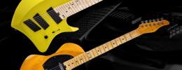 8 cuerdas multiescala y Telecaster ergonómica, las primeras guitarras disponibles de Abasi Concepts