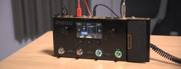 Review de Hotone Ampero, multiefectos compacto con pantalla táctil