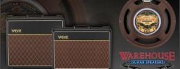 """Vox anuncia los nuevos amplificadores AC15 en edición limitada con altavoces Warehouse de 12"""""""