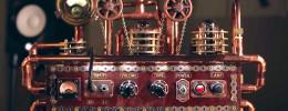 Si Julio Verne hubiera diseñado un amplificador, se parecería a este