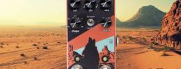 Walrus Audio pone al día su trémolo con el Monument Harmonic Tap Tremolo V2