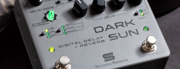 Seymour Duncan Dark Sun, ya disponible el pedal de delay y reverb de Mark Holcomb, Periphery