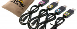 Birdcord, el cable que alimenta tus pedales con una batería USB, ahora en versiones de 6, 12 y 18V