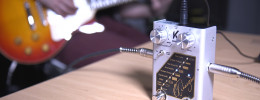 Review de Keyztone Exchanger, el pedal emulador de pastillas de guitarra
