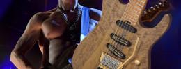 Jackson Phil Collen PC1 Claro Walnut, la nueva signature del guitarrista de Def Leppard