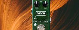 MXR Carbon Copy, ahora en versión mini