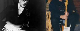 60 años después de la muerte de Buddy Holly, encuentran su Fender Stratocaster del 54 en Australia