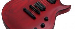 Ola Englund estrena la nueva serie G de Solar Guitars con cuerpos estilo single-cut