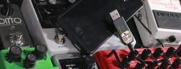 ¿Cómo alimentar tus pedales con una batería de móvil?