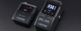 Boss amplía su gama de inalámbricos con el WL-60