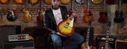 Gibson amenaza en Youtube a marcas que copian sus diseños, y luego borra el vídeo