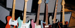 La nueva serie Vintera de Fender combina estilo vintage con especificaciones modernas