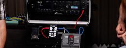 Zoom 505 de 1996 versus Axe-Fx III: Pasado y presente de la emulación de amplis