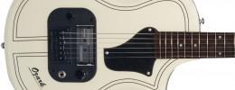 Supro reedita el modelo Ozark, la primera guitarra que tuvo Jimi Hendrix