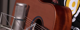"""Review de Lâg Hyvibe: guitarra acústica """"autoamplificada"""" con looper y efectos"""