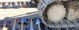 Gibson explica por qué una excavadora destruyó más de 300 guitarras Firebird X